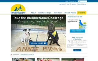 Canine Companions for Independence - CCI - Northeast
