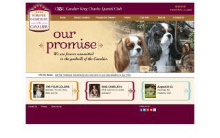 Cavalier King Charles Spaniel Club - CKCSC