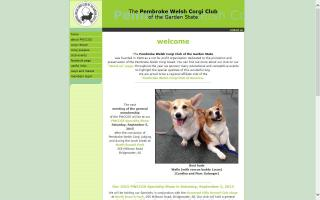 Pembroke Welsh Corgi Club of the Garden State - PWCCGS
