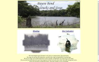 Bayou Bend Labradors