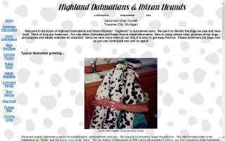 Highland Dalmatians