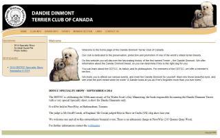 Dandie Dinmont Terrier Club of Canada - DDTCC