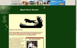 Mysti Pine's Kennel