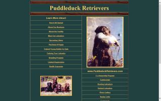 Puddleduck Retrievers