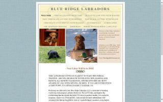 Blue Ridge Labradors