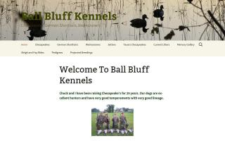 Ball Bluff Kennels