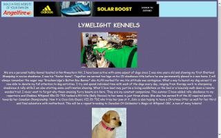 Lymelight Kennel