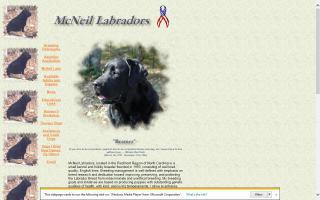 McNeil Labradors
