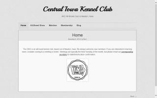 Central Iowa Kennel Club