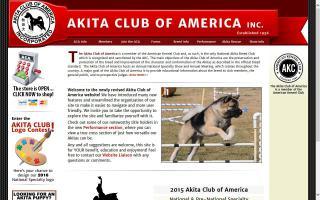 Akita Club of America - ACA