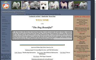 American Eskimo Dog Club of America, Inc. - AEDCA