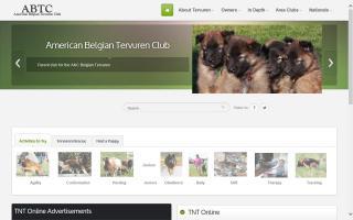 American Belgian Tervuren Club, Inc. - ABTC