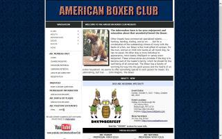 American Boxer Club - ABC