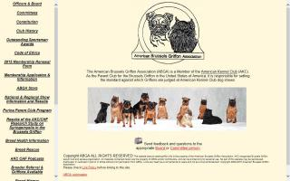American Brussels Griffon Association - ABGA