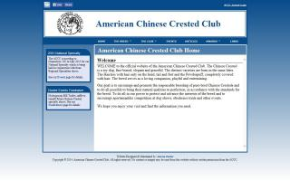 American Chinese Crested Club - ACCC