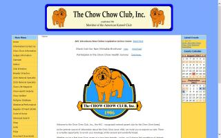 Chow Chow Club, Inc., The