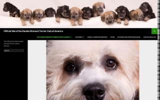 Dandie Dinmont Terrier Club of America - DDTCA
