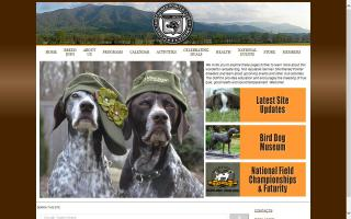 German Shorthaired Pointer Club of America - GSPCA