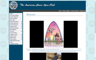 American Lhasa Apso Club, The - ALAC
