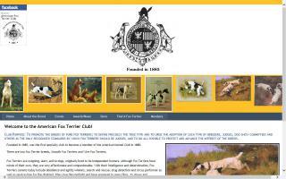 American Fox Terrier Club, Inc. - AFTC