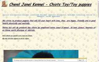 Chenil Janel Kennel