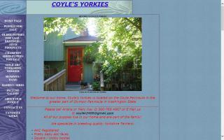 Coyle's Yorkies