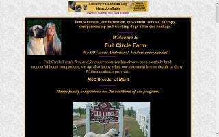 Full Circle Farm Anatolians