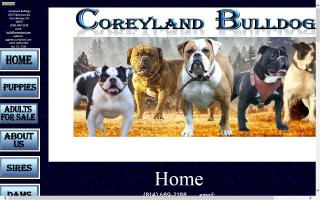 Coreyland Dogs