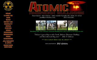 Atomic American Bulldogs