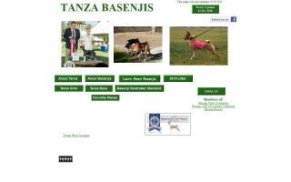 Tanza Basenjis