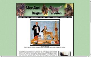 MonAmi Belgian Tervuren