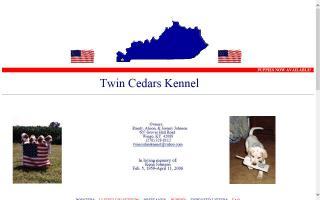 Twin Cedars Kennel