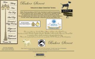 Baker Street Bull Terriers