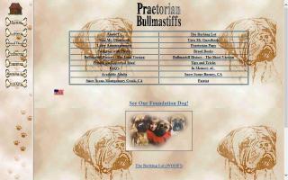 Praetorian Bullmastiffs