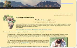 Baden Boerboels