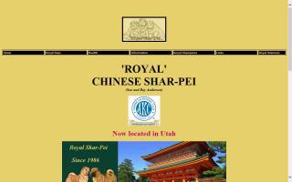 Royal Shar-Pei
