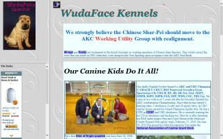 WudaFace Kennels