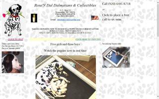 Rose'N Dal Dalmatians