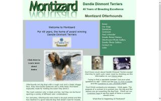 Montizard Dandie Dinmonts