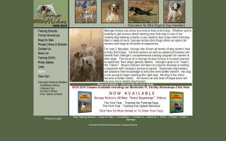 George Hickox Bird Dogs