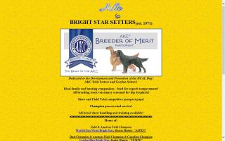 Bright Star Setters