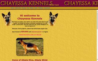 Chayessa Kennels
