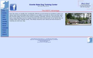 Granite State Dog Training Center - GSDTC