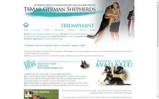 TeMar German Shepherd Dogs