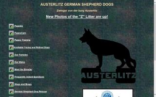 Austerlitz German Shepherd Dogs