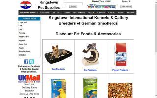 Kingstown International Kennels