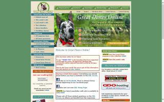 Great Danes Online