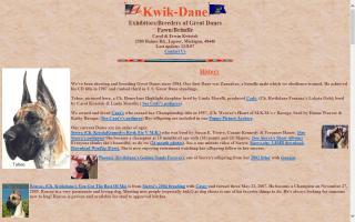 Kwik-Dane