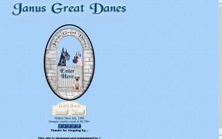 Janus Great Danes