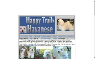 Happy Trails Havanese